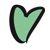 naturalmente io amo la carta - cuore