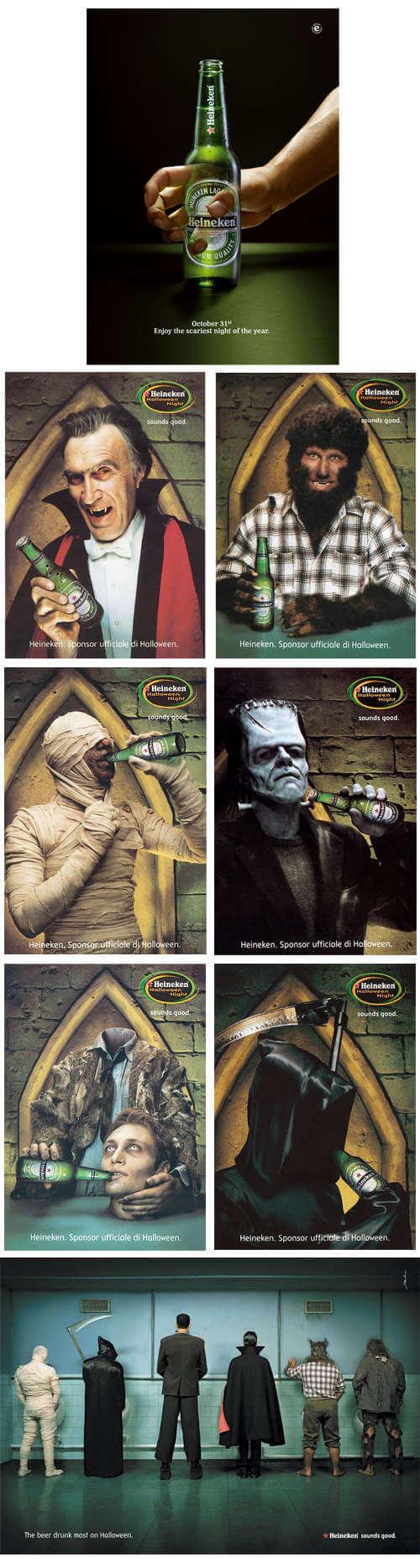 Heineken Halloween Night