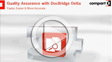 Compart DocBridgeDelta Demonstration