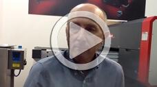 Viscom 2013 - Intervista a Edgardo Baggini, Comec