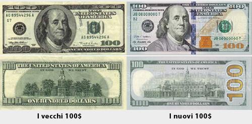 100 dollari - prima-dopo