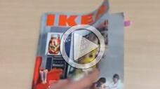Catalogo Ikea e Realtà Aumentata