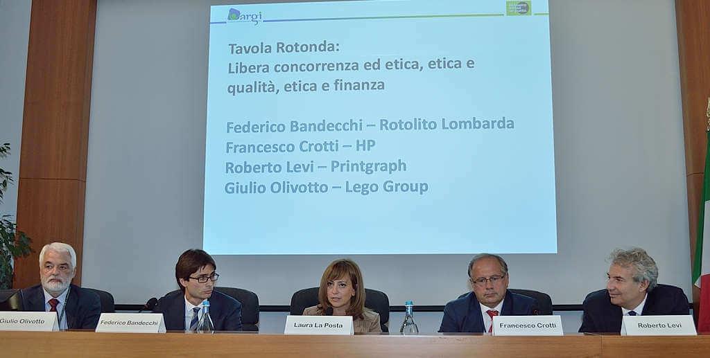 Argi - Convegno Etica - Tavola Rotonda