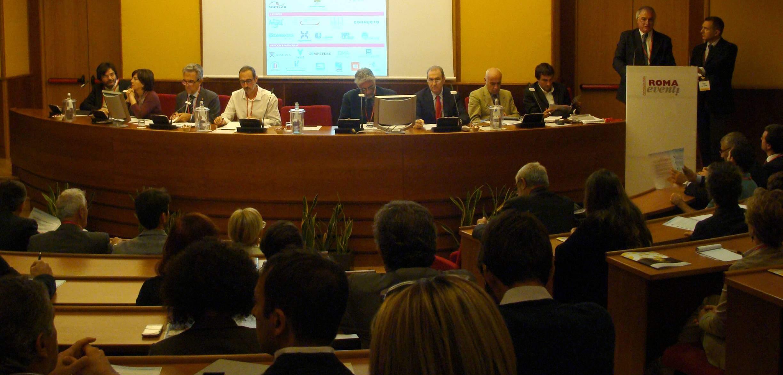 La sessione plenaria d'apertura