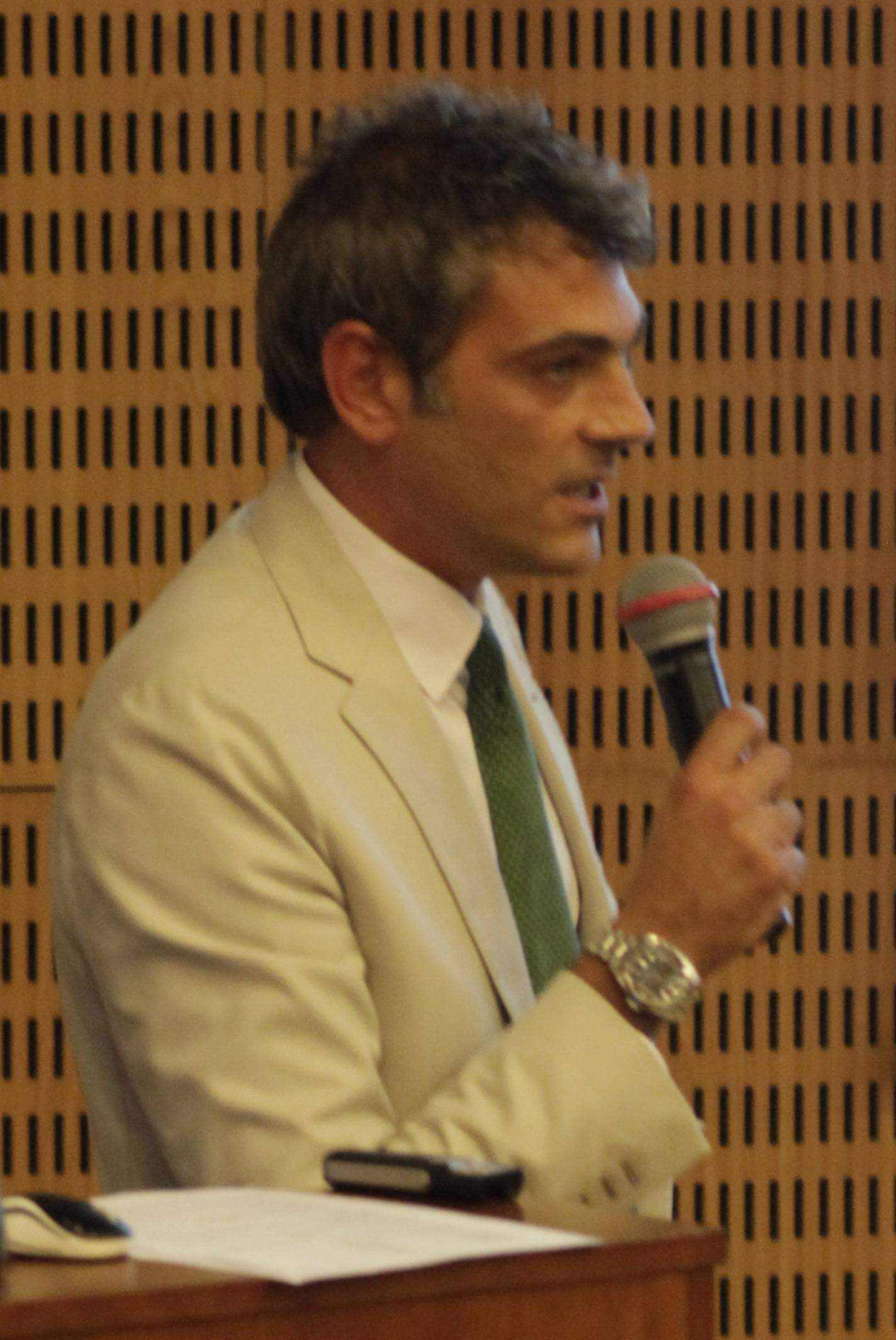 Pietro Santagata, Titolare Ecoepoque