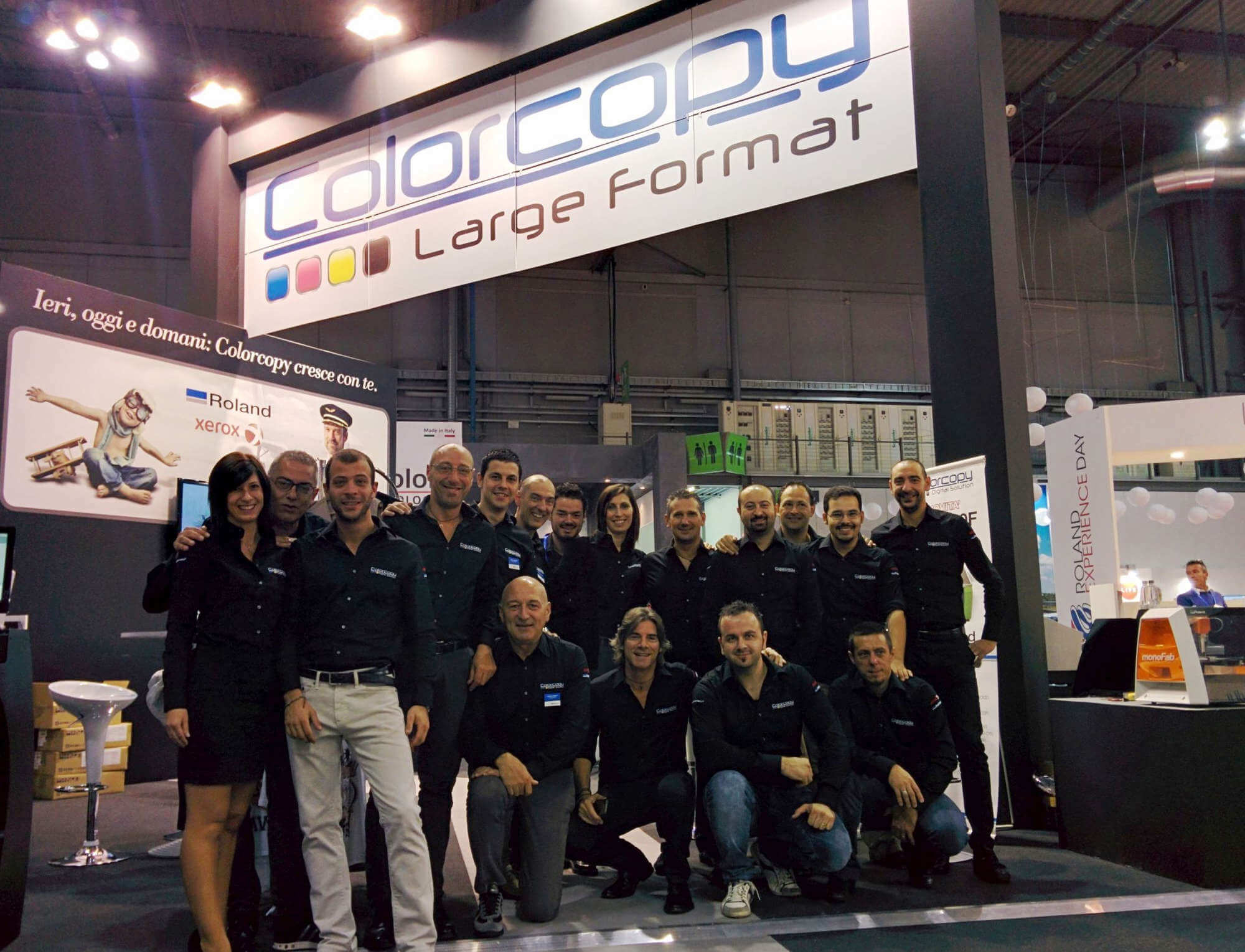 Colorcopy management