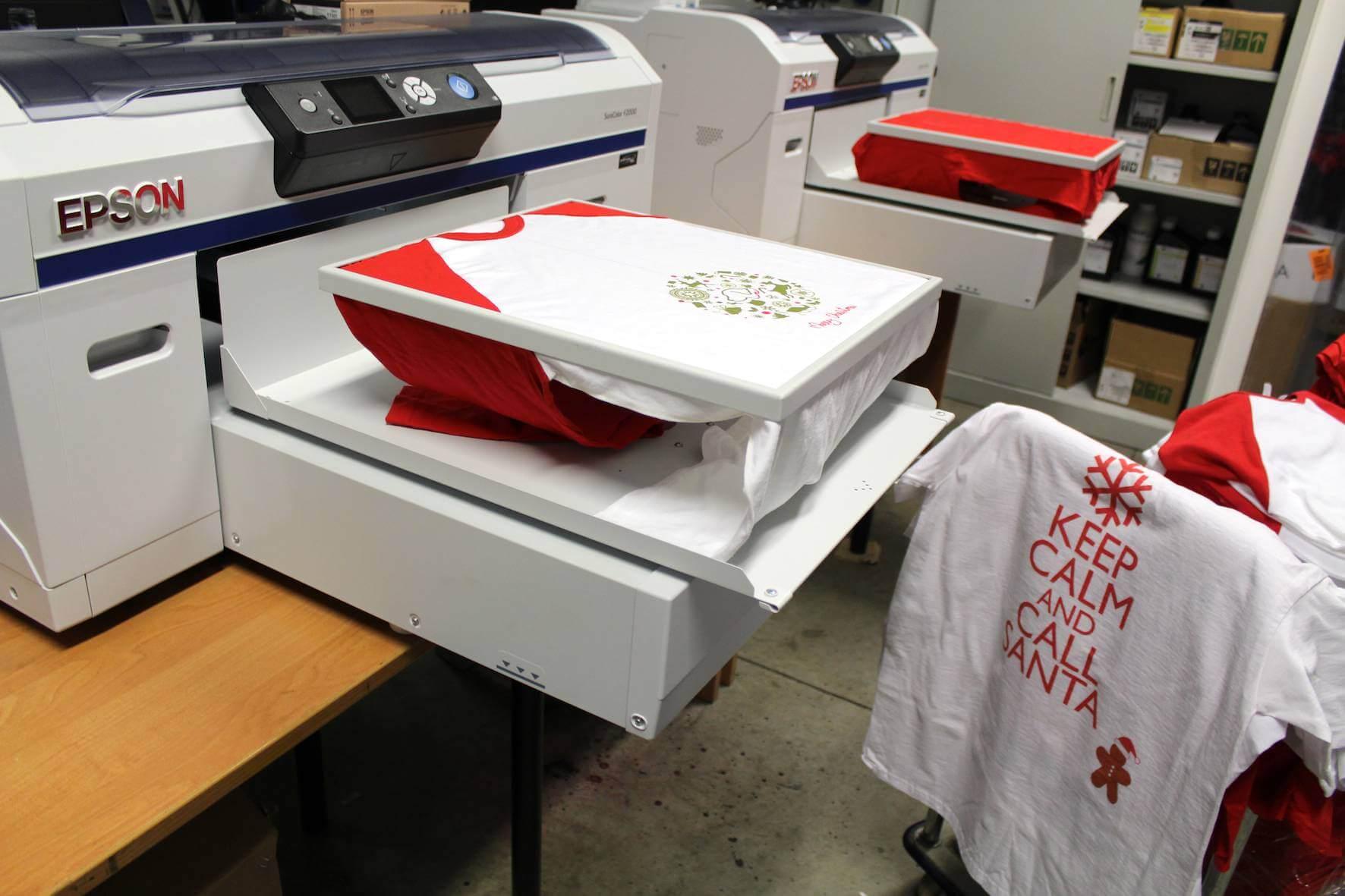 Famoso Eshirt.it e Epson stampano magliette per tutti… anche per Babbo  NM11