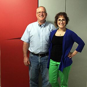 Accu-Label, David and Catie Manning