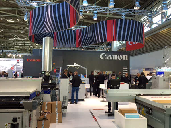 Inprint - stand Canon
