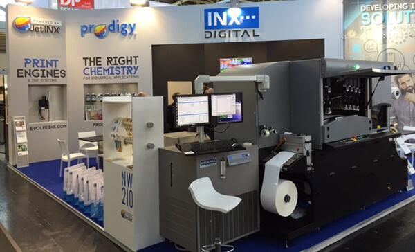 Inprint - stand Inx Digital