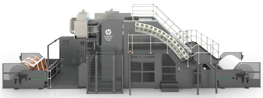 HP PageWide Web Press T1100S