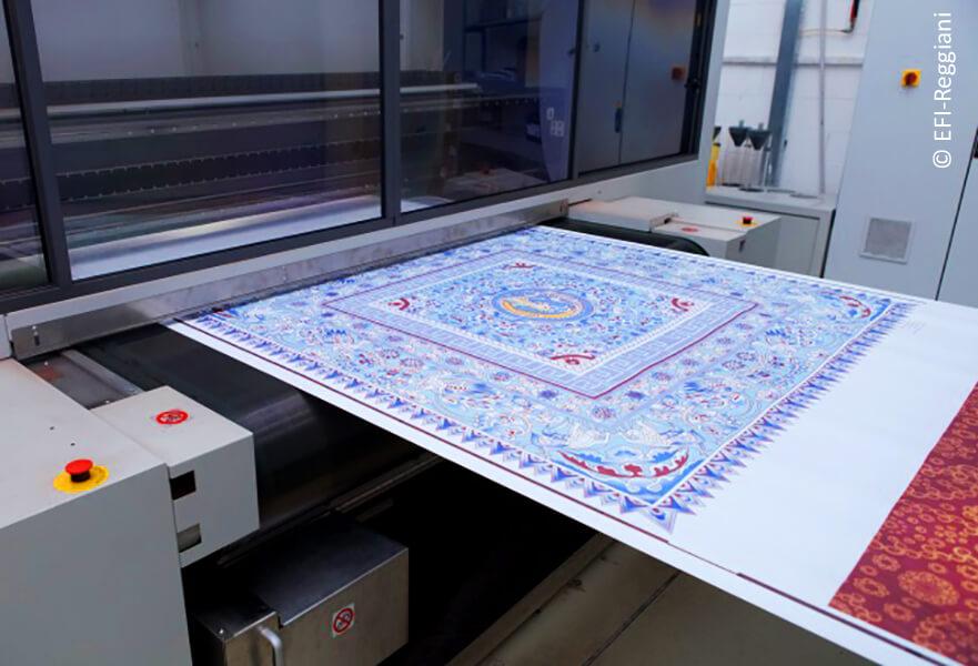 La trasformazione digitale della stampa industriale dd magazine - Stampa digitale su piastrelle ...